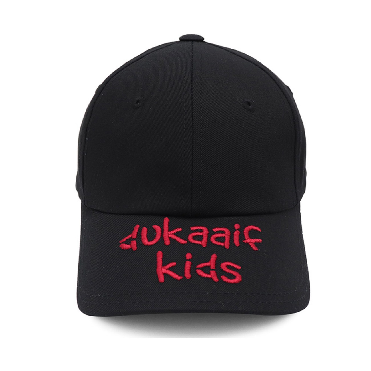 Kids Frankendust Black&red(visor)