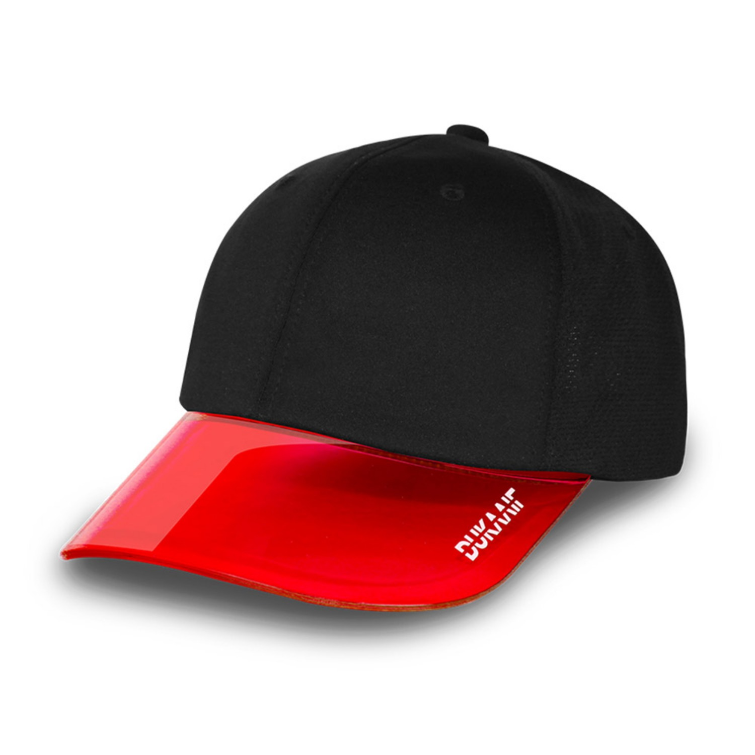 Plasticycle Visor Red