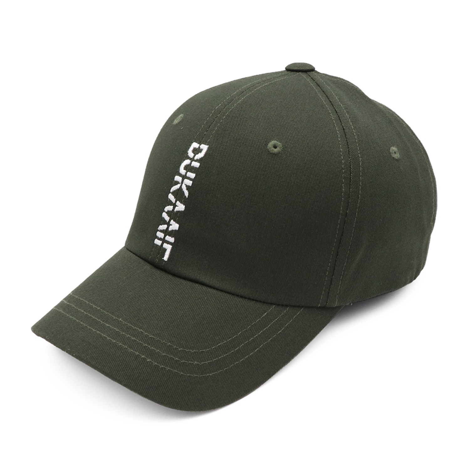Crown Logo  Erect Dark Green